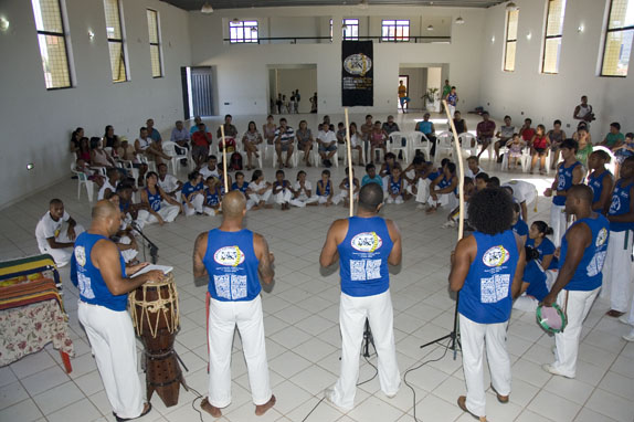 9º Movimento  Tim-Tim Capoeira