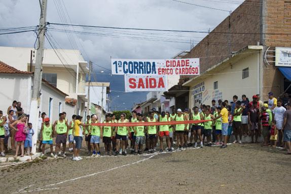 Primeira Corrida Cidade Érico  Cardoso