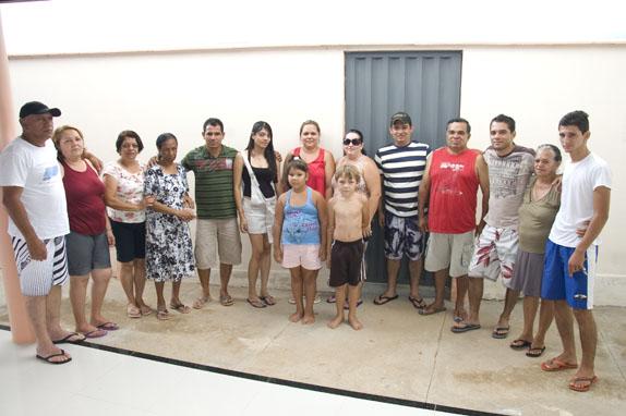 Família  se Reencontra após Sessenta Anos