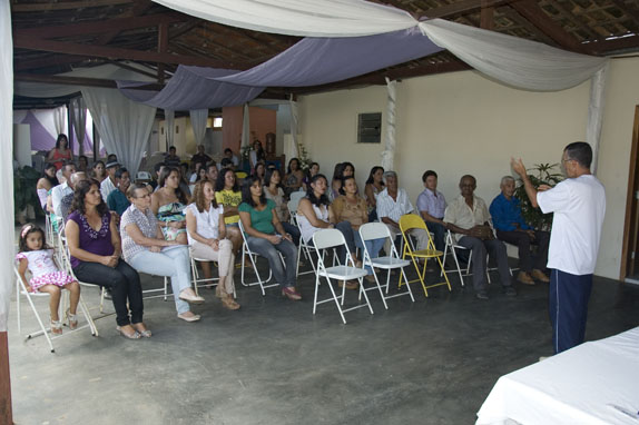 1º Encontro dos Acadêmicos de  Caraíbas